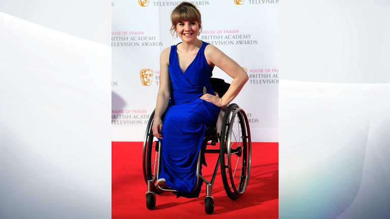 Ruth Madeley said a taxi driver took away her wheelchair following an argument