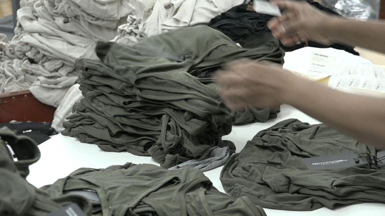 Textile factory workers allege they are still being exploited by being paid less than the minimum wage
