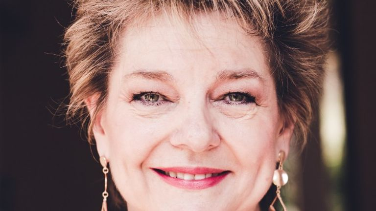 Dr Angelique Coetzee is a GP in the South African capital Pretoria