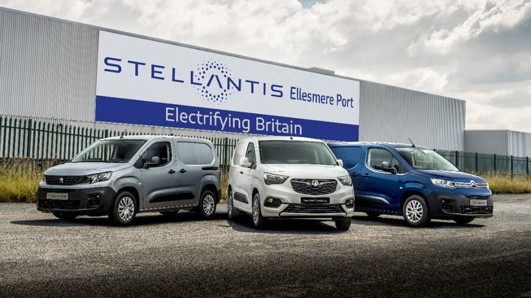 Stellantis has guaranteed the future of the Vauxhall brand through its production plans