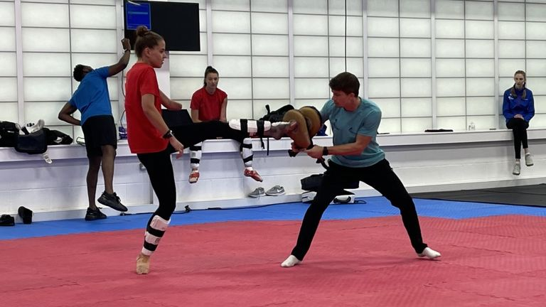 The National Taekwondo Centre in Manchester opened in 2016