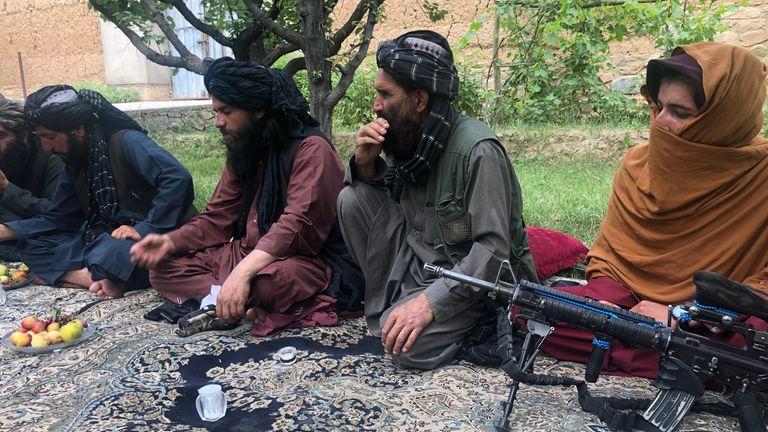 Crawford Taliban