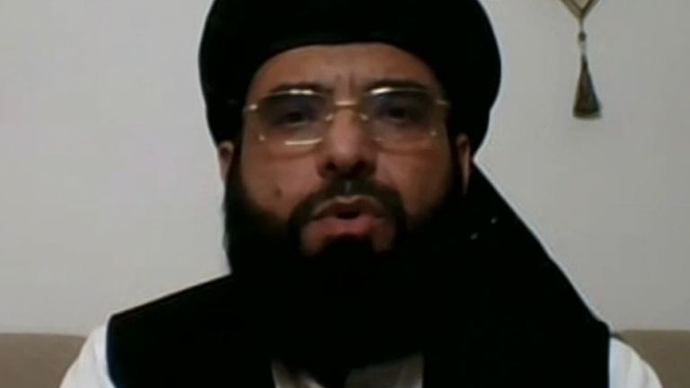 Taliban negotiator tells Sky News much of what is reported is propaganda