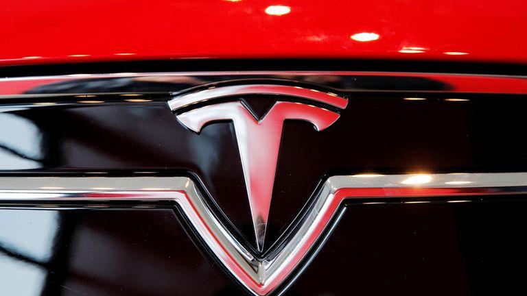 Tesla is warning drivers to stay focused behind the wheel. Pic: Tesla