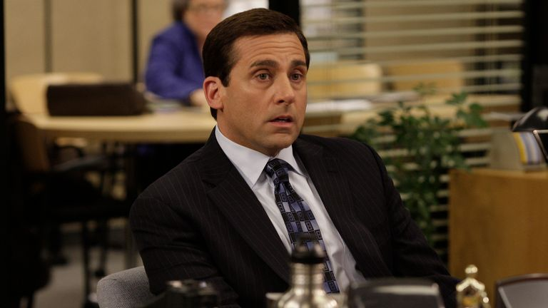 The Office is among the shows that streams on Peacock. Pic: NBC Universal Inc