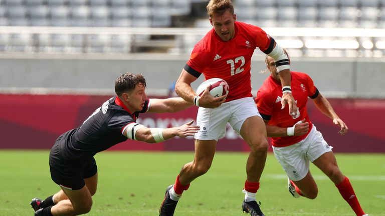 Team GB's men's rugby sevens team got off to a good start at the Tokyo Olympics with a 24-0 win against Canada. They will face hosts Japan and holders Fiji in their remaining pool games