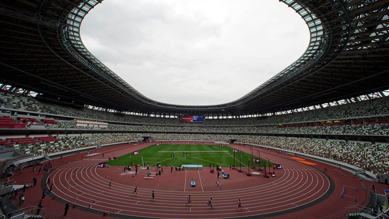 The Tokyo Olympics will now take place without spectators