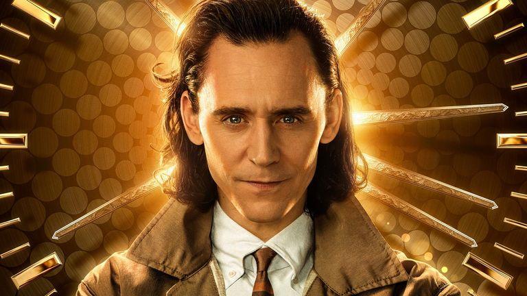 Tom Hiddleston as Loki. Pic: Marvel Studios/ Disney+