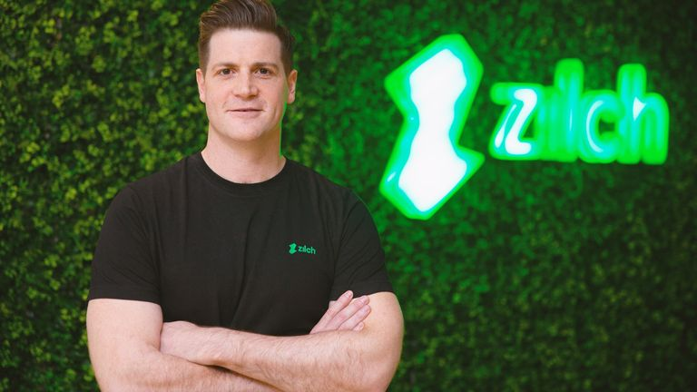 The CEO and founder of Zilch is Philip Belamant