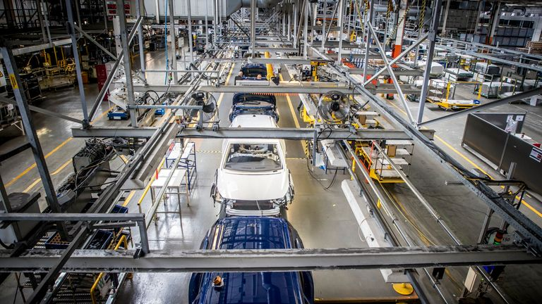 The Cheshire plant is to get a major upgrade as part of the investment