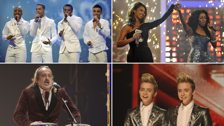 X Factor gave us some of the best moments in TV history. Pics: Shutterstock/Ken Mackay/Talkback Thames