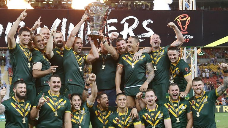 Barrie McDermott hopes the Rugby League World Cup in England later this year can lift the nation in a similar way to Euro 2020
