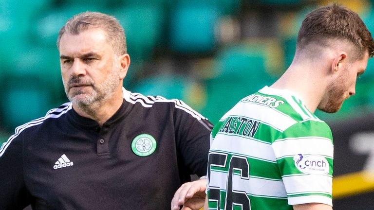 Celtic were beaten heavily in a friendly ahead of their Champions League qualifier