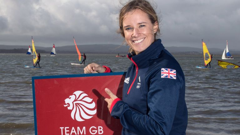 Team GB sailor Hannah Mills says it is humbling to be chosen to be one of the British flagbearers for Friday's opening ceremony.