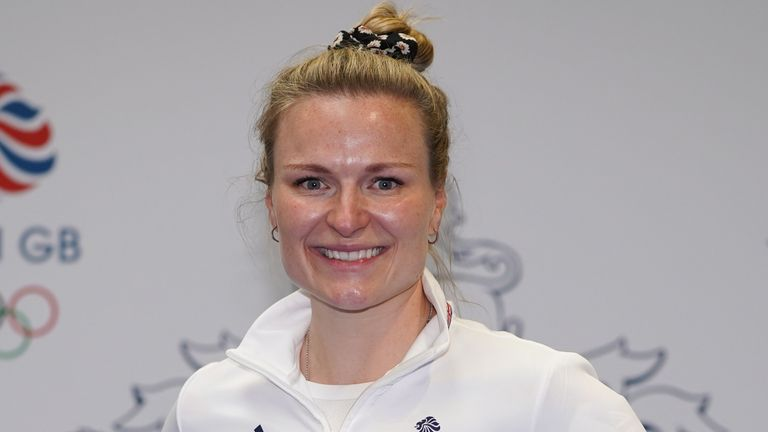 Team GB women's hockey captain Hollie Pearne-Webb has praised the British Olympic Association and the British Athletes Commission for the mental health support they have given athletes ahead of the Games