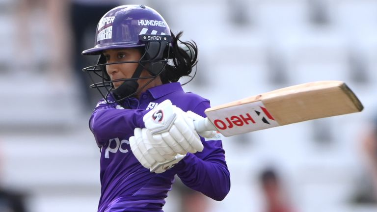 Jemimah Rodrigues, Northern Superchargers, The Hundred (Getty Images)