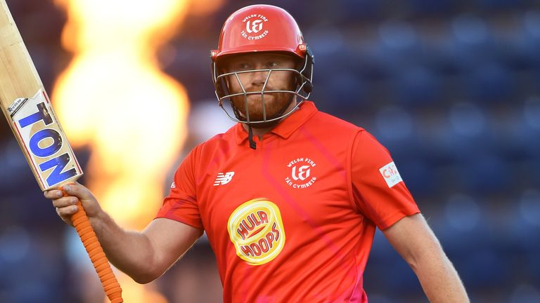 Jonny Bairstow, Welsh Fire, The Hundred (Getty Images)
