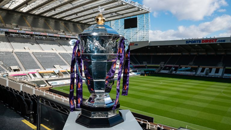 The chance of the Rugby League World Cup 2021 being staged as planned in October is 50/50 according to the tournament's chief executive, Jon Dutton.