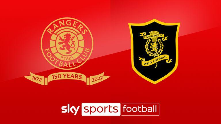 Rangers vs Livingston