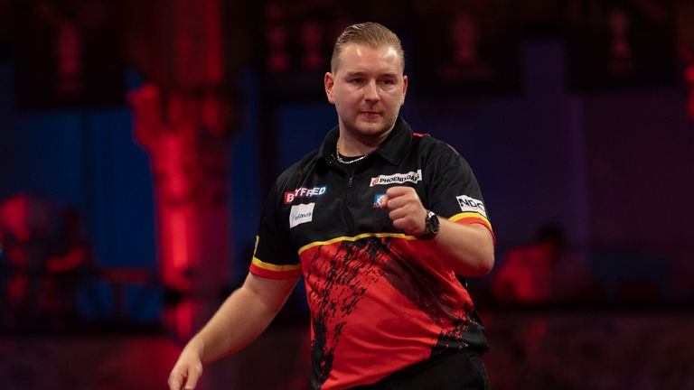 The best of the action from Day Four of the World Matchplay at the Winter Gardens in Blackpool