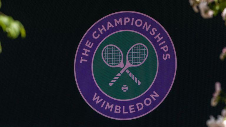 Wimbledon logo (PA)