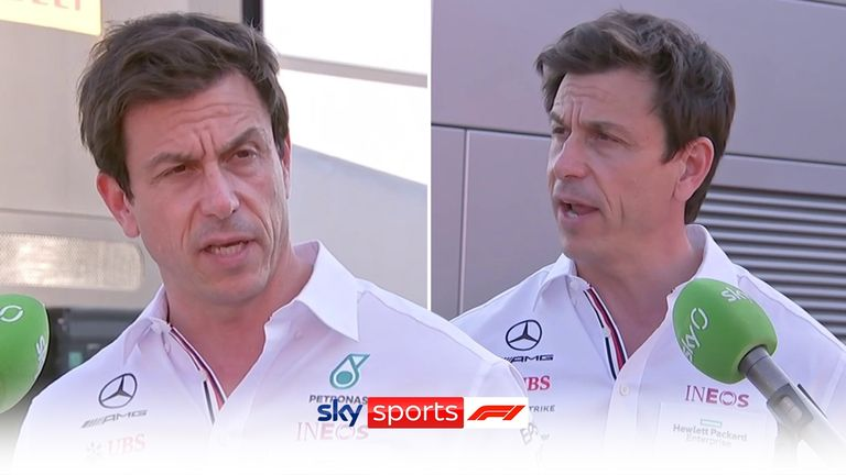 Mercedes team principal Toto Wolff speaks to Sky Sports F1 about the lap-one incident at Silverstone and Lewis Hamilton's subsequent win