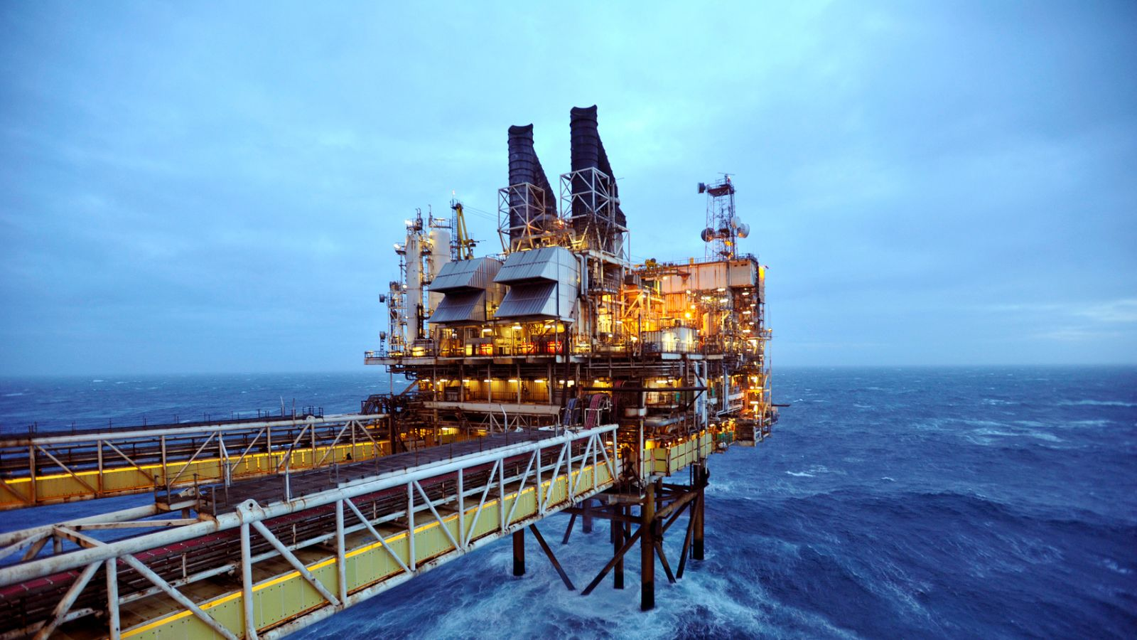 Revealed: ExxonMobil, Shell and BP among oil companies paying negative tax in UK on some North Sea operations