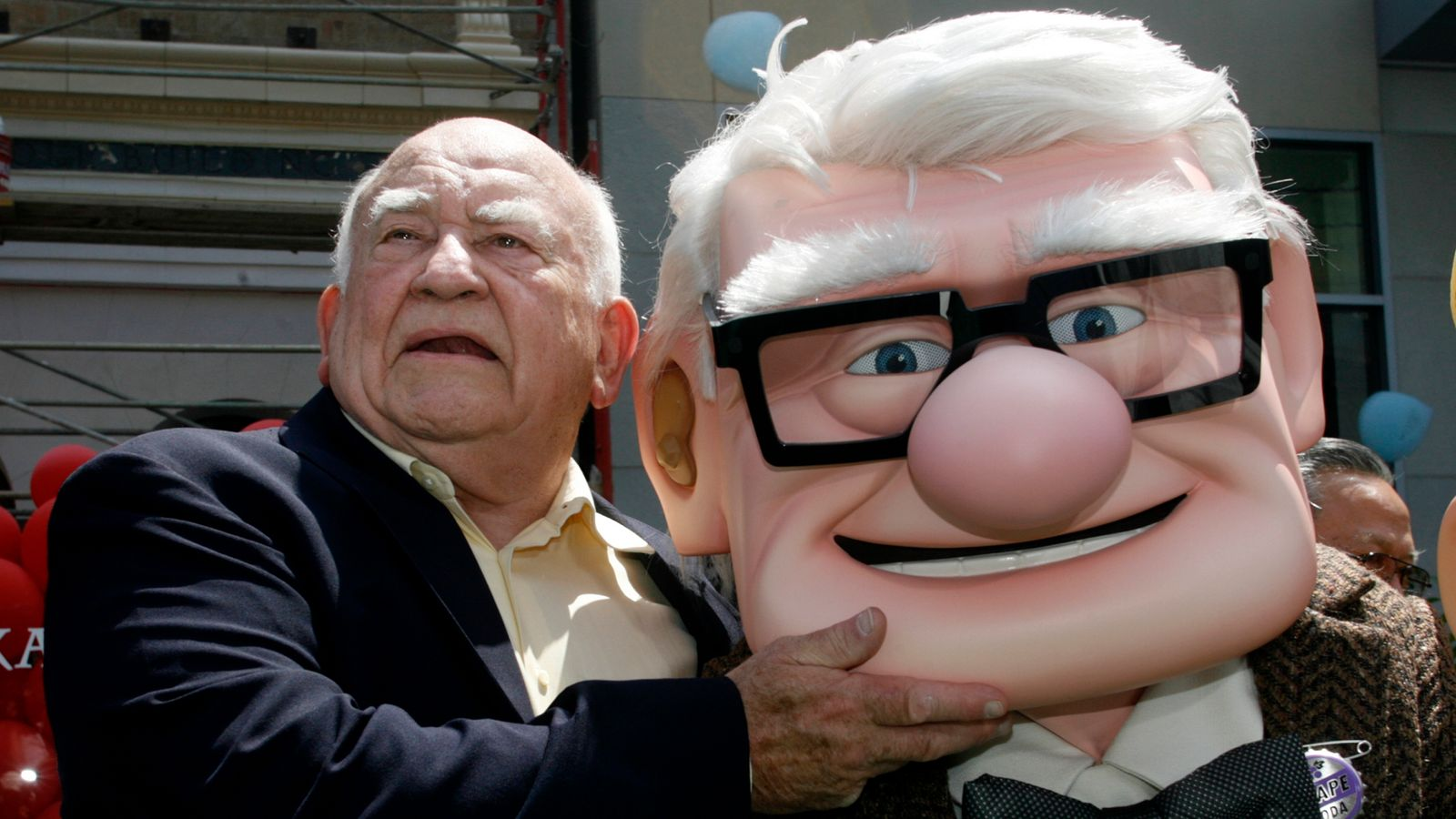 Ed Asner: Emmy-winning actor who became known for leading voice role in Pixar film Up dies aged 91