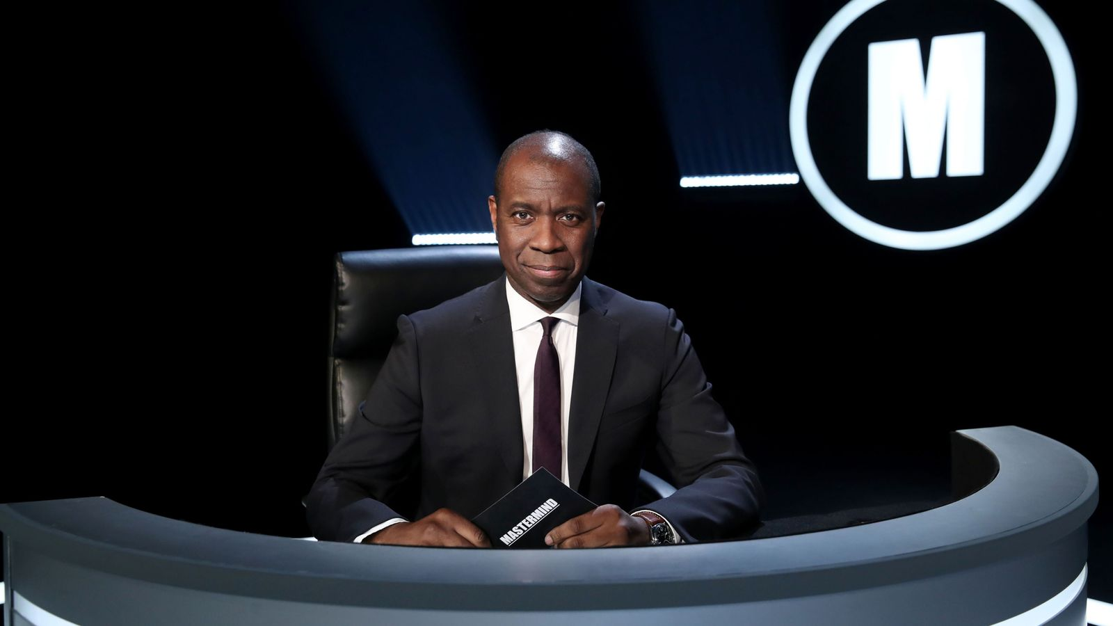 Mastermind's Clive Myrie says 'sad losers' behind racist abuse are 'jokes' as he takes over hit quiz show
