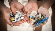 The idyllic Caribbean islands are becoming increasingly strewn with plastic pollution caused by the industries that fund their economies, a study has found.