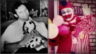 Dean Corll (L) and John Wayne Gacy are two of America's worst ever serial killers