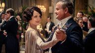 Elizabeth McGovern and Hugh Bonneville both return in the sequel. Pic: Focus Films/Shutterstock
