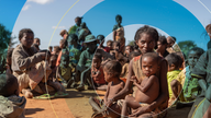 Children under five are among the most affected by malnutrition in southern Madagascar. Their lives are at stake as nutrition among under-fives deteriorates to alarming levels