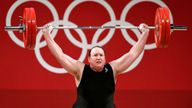 Laurel Hubbard, the trans-gender Kiwi weightlifter, fell well short of the podium in her Tokyo Olympics event