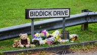 The mass shooting began on Biddick Drive in Plymouth