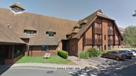 Chlorine has was made accidentally at the Solent Hotel and Spa