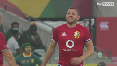 'Russell's a wonderful rugby player'