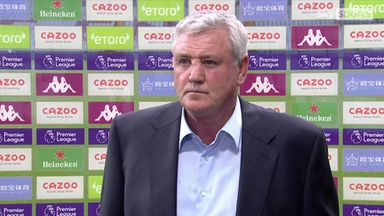 Bruce left angered by penalty decisions