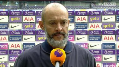Nuno: We need to be more clinical