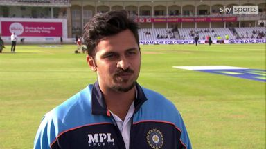 Thakur: Bairstow wicket was crucial