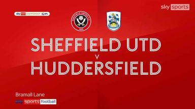 Sheffield United 1-2 Huddersfield