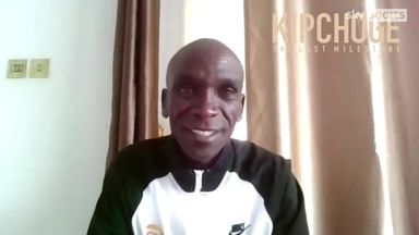 Kipchoge: Farah has a bright marathon future