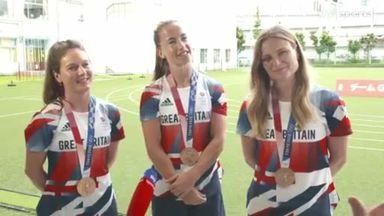 'Hockey bronze feels as good as Rio gold'