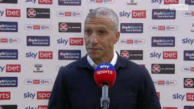 Hughton: We ran out of steam