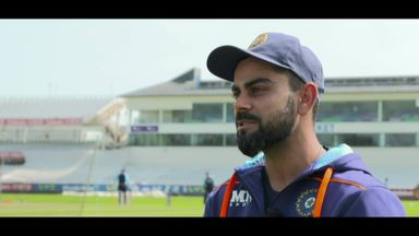 Kohli: How to win a Test series in England