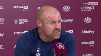Dyche: Difficult to control every fan