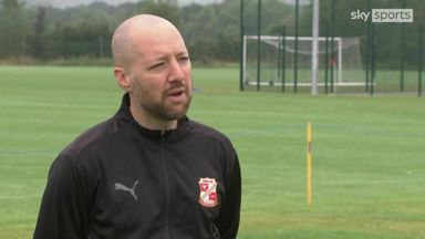 Garner: Exciting time for Swindon