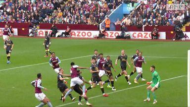 Ref Watch: Right to award Villa pen for handball?