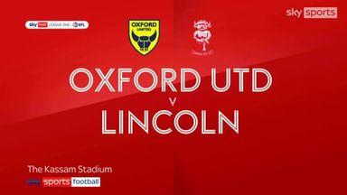 Oxford 3-1 Lincoln