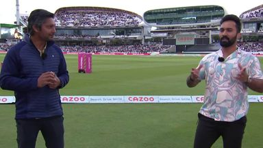 Sanga and DK's top cricket tips for kids!